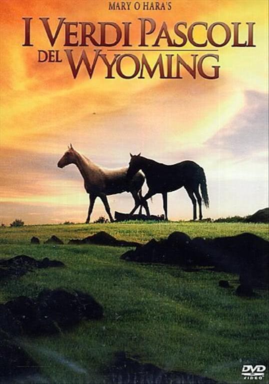 I Verdi Pascoli Del Wyoming - DVD