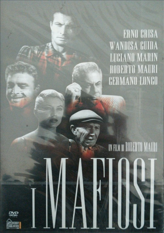 I MAFIOSI (1960) - Roberto Mauri - FILM DVD