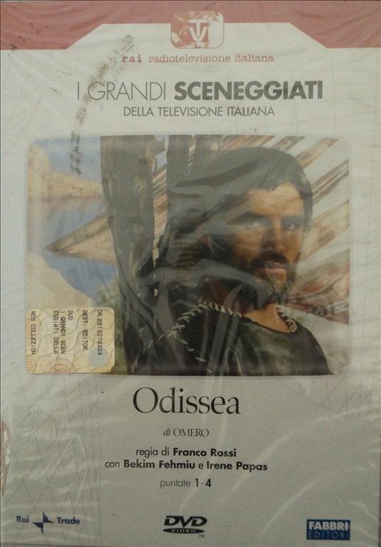 I GRANDI SCENEGGIATI DELLA TELEVISIONE ITALIANA-ODISSEA DI OMERO pt 1-4