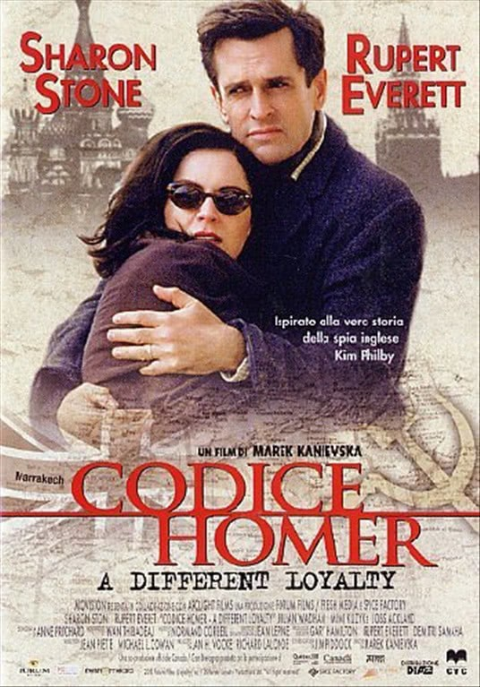Codice Homer - A Different Loyalty - Sharon Stone - DVD