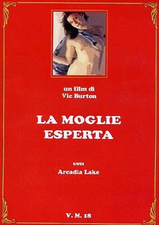 La Moglie Esperta - Vic Burton - DVD VM 18