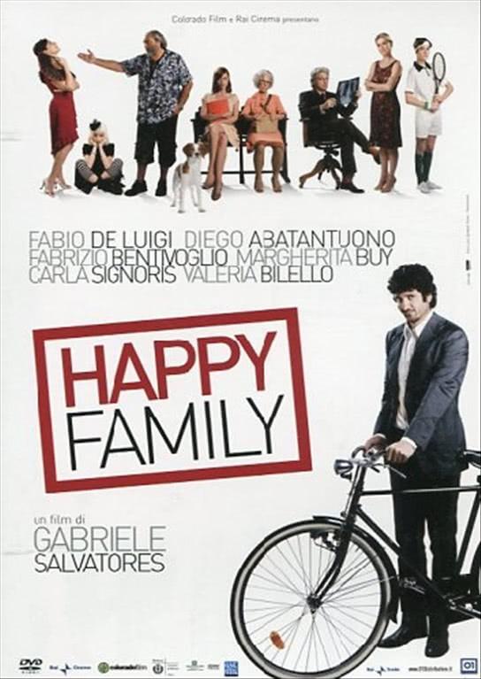 Happy Family - Fabio De Luigi - DVD