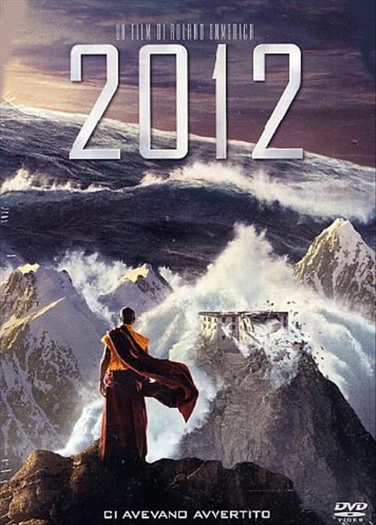 2012 - Ci avevano avvertito - Roland Emmerich - DVD