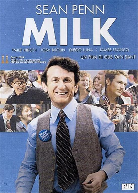 Milk - Sean Penn - DVD
