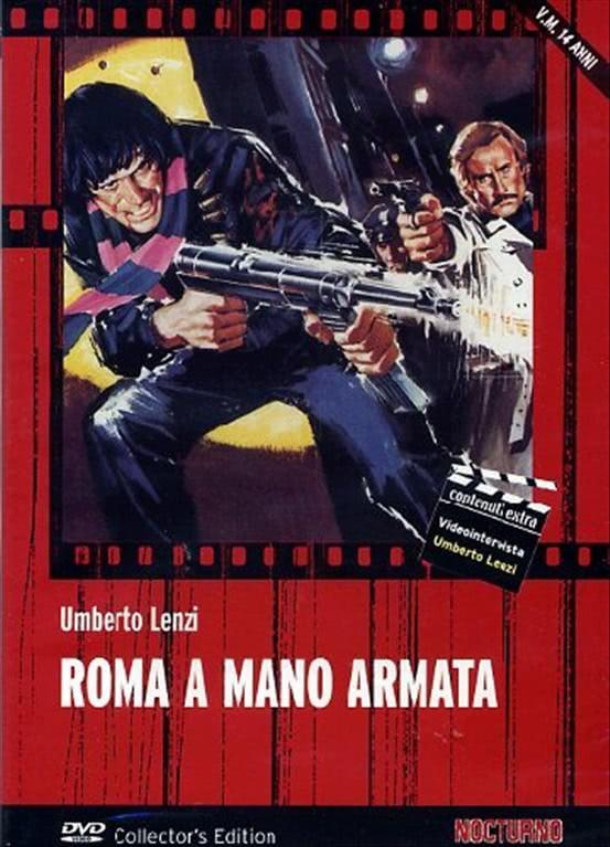 Roma A Mano Armata - Umberto Lenzi - DVD