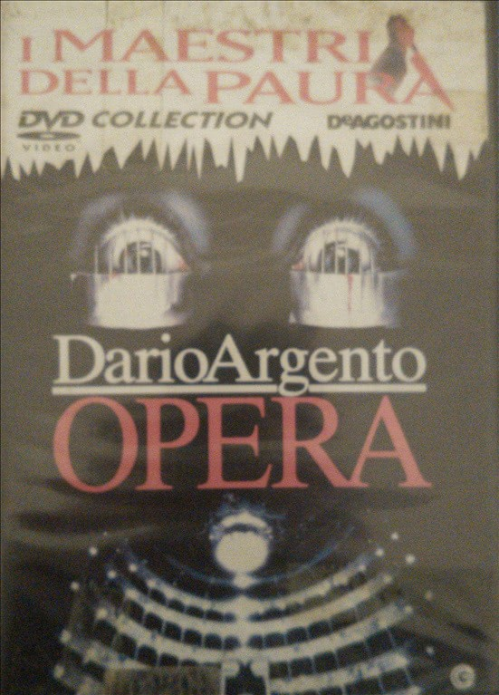 Dario Argento - Opera - DVD