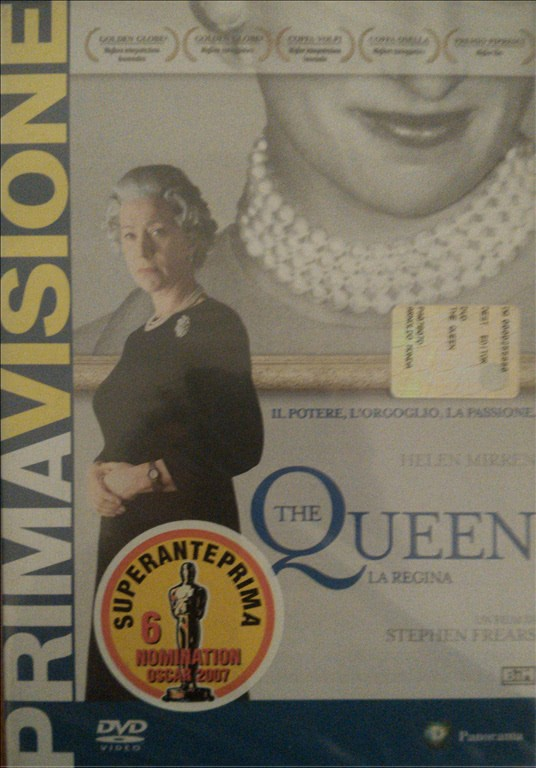 The Queen - La Regina - Helen Mirren - DVD
