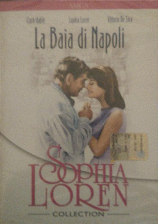 La Baia Di Napoli - Sophia Loren - DVD
