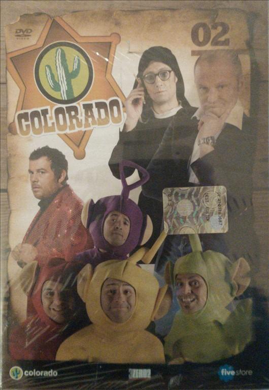 IL MEGLIO DI COLORADO 2010 - DVD n.2 di 3