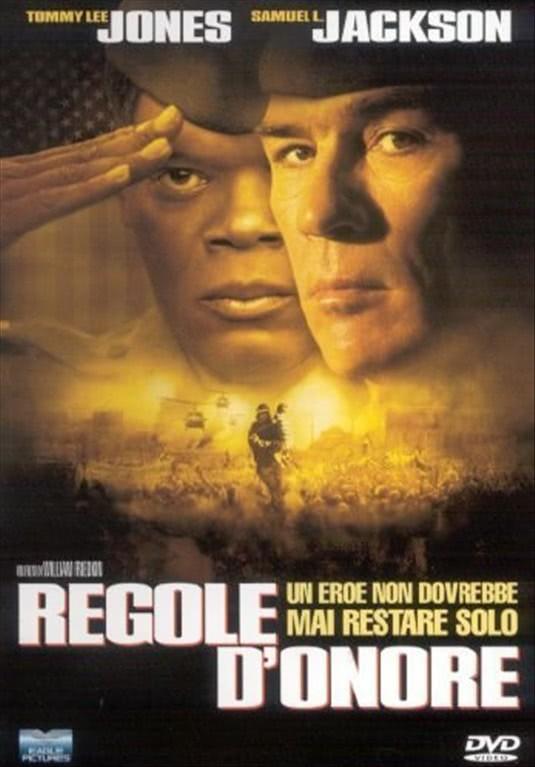 Regole D'Onore - Un eroe non dovrebbe mai restare da solo - DVD