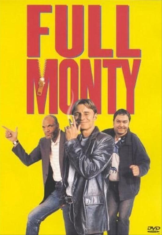 Full Monty - Squattrinati Organizzati - DVD