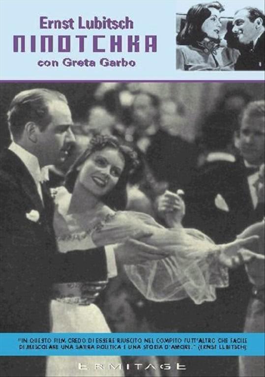 Ninotchka - ERNST LUBITSCH - Con Greta Garbo - DVD