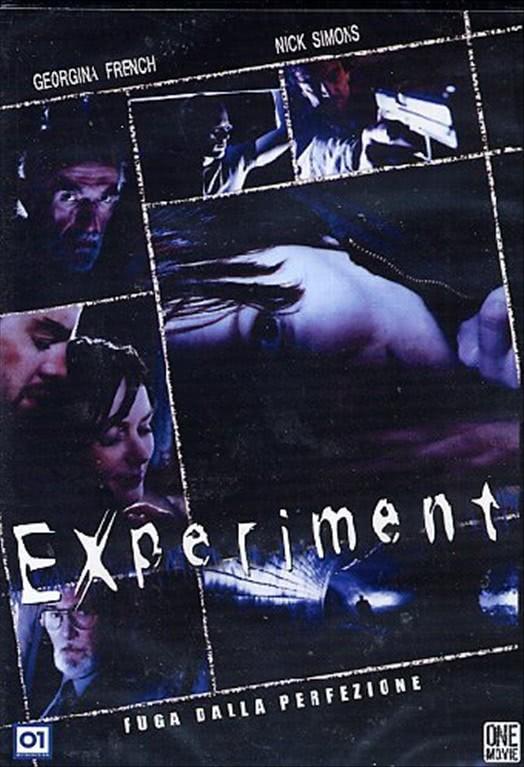 Experiment - Fuga Dalla Perfezione - Georgina French - DVD