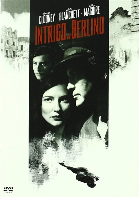 Intrigo A Berlino - George Clooney - DVD