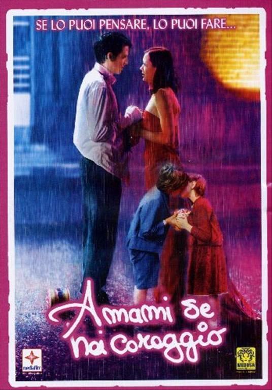 Amami Se Hai Coraggio - Guillaume Canet - DVD