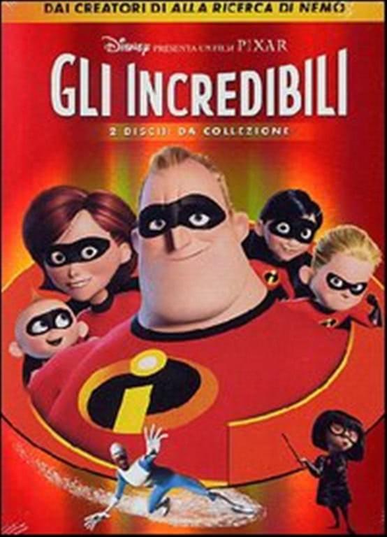GLI INCREDIBILI (2DVD) (DVD)