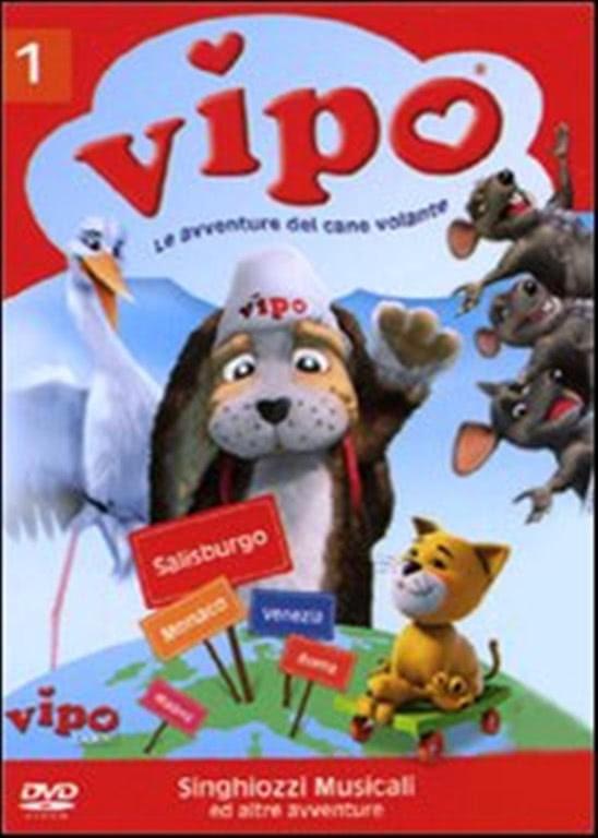 Vipo - Le Avventure Del Cane Volante VOL. 01 (DVD)