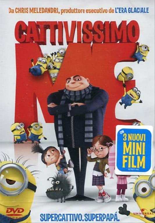 CATTIVISSIMO ME (DVD)