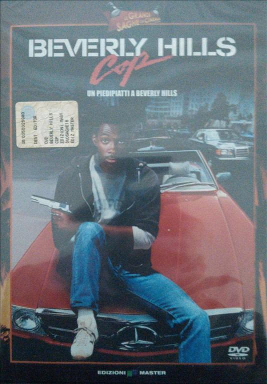 Beverly Hills Cop - Un Piedipiatti A Beverly Hills - Eddie Murphy - DVD