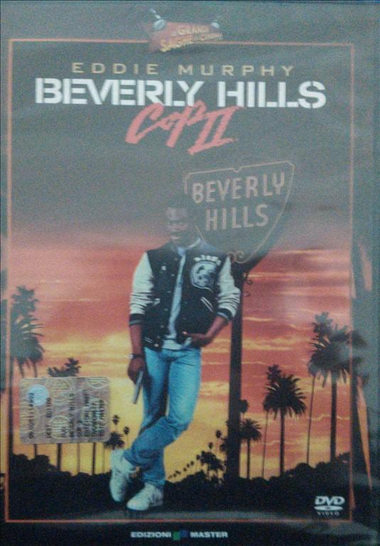 Beverly Hills Cop 2 - Eddie Murphy - DVD