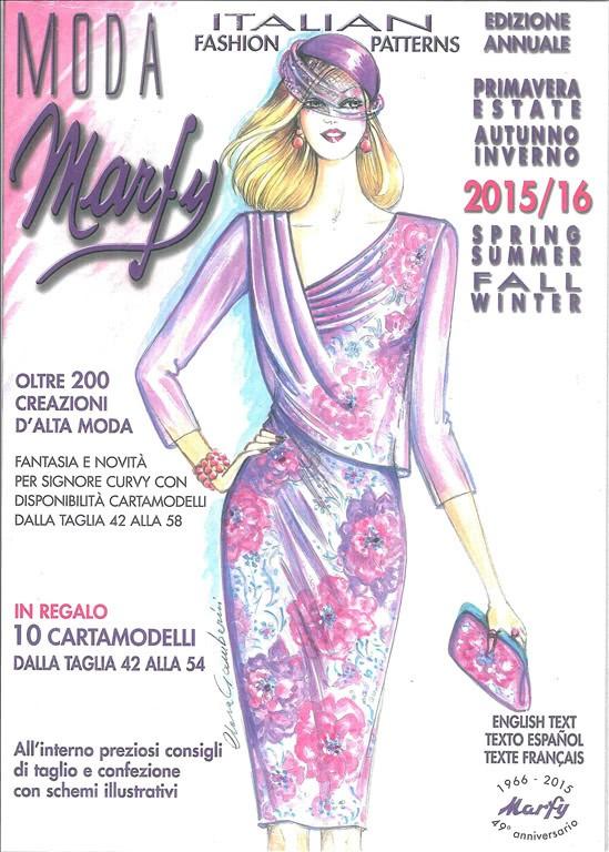MODA MARFY Edizione annuale 2015/2016