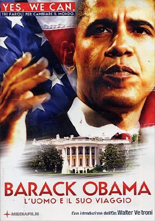 Barack Obama - L'Uomo E Il Suo Viaggio - DVD Documentario