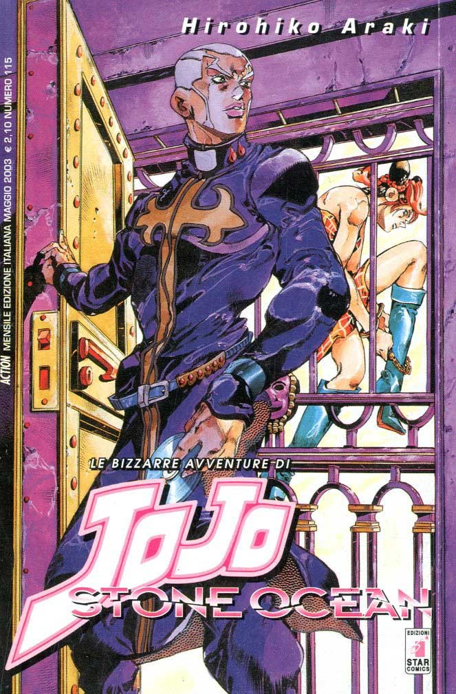 Le Bizzarre Avventure Di Jo Jo - N° 110 - Jo Jo - Action Star Comics