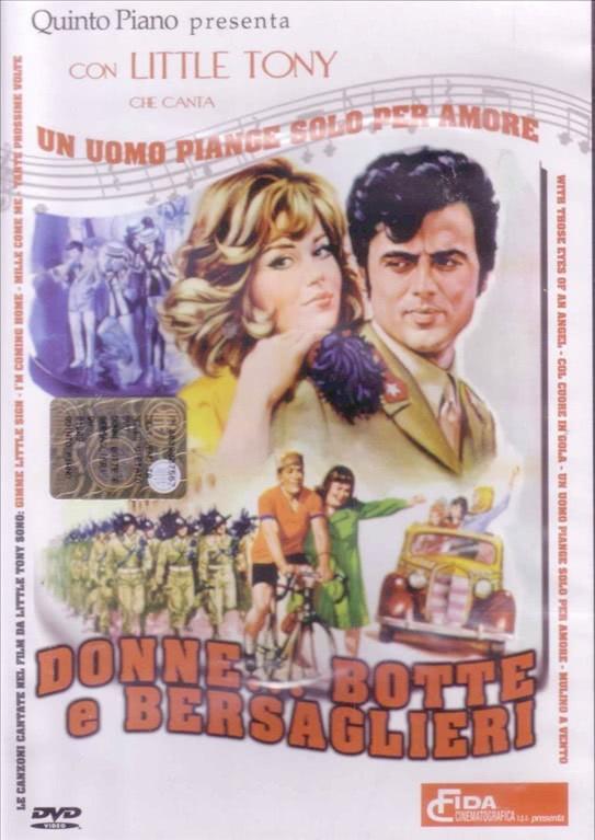 Donne... Botte E Bersaglieri - Bobby Solo, Renzo Montagnani, Ferruccio Amendola, Enrico Montesano Little Tony