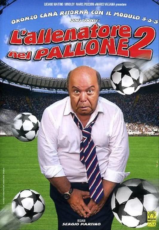 L'Allenatore Nel Pallone 2 - Lino Banfi, Anna Falchi - DVD