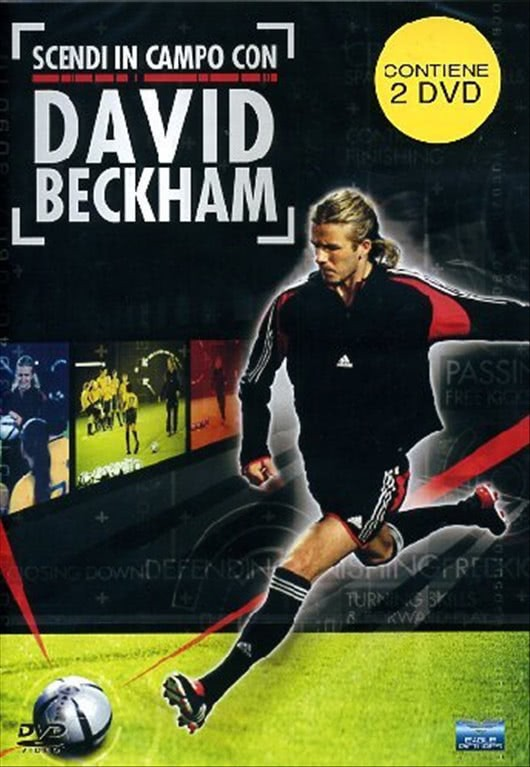 Scendi In Campo Con David Beckham (2 Dvd)