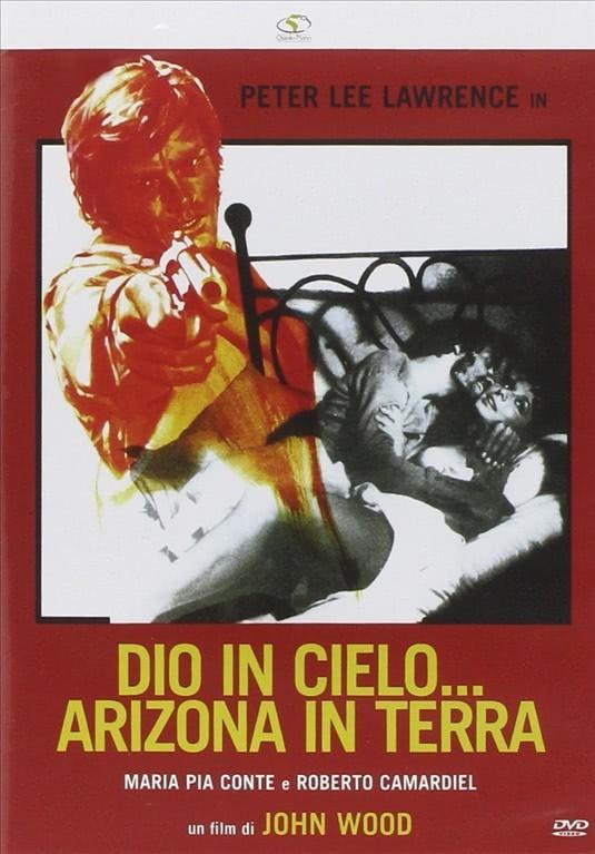 Dio In Cielo... Arizona In Terra un film di John Wood - DVD