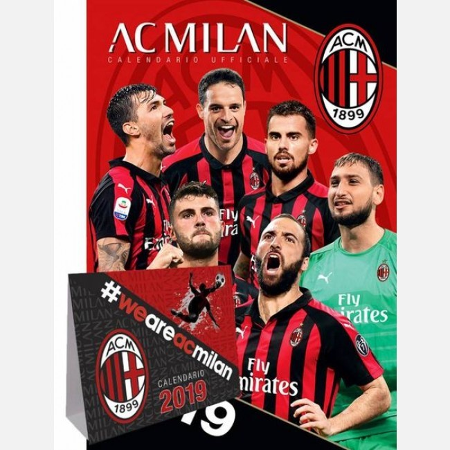 Calendari Milan
