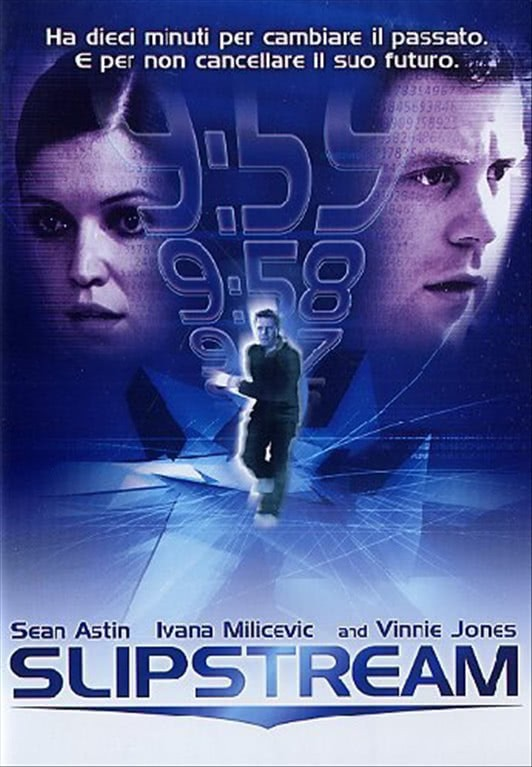 Slipstream - Sean Astin, Ivana Milicevic, Vinnie Jones - DVD