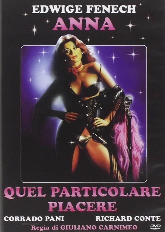Anna Quel Particolare Piacere - Edwige Fenech, Corrado Pani, Richard Conte - DVD