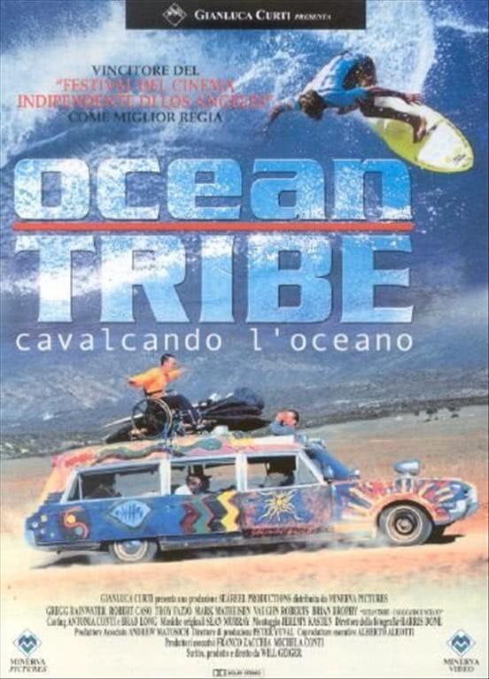 Ocean Tribe - Cavalcando l'oceano - Gianluca Curti - DVD