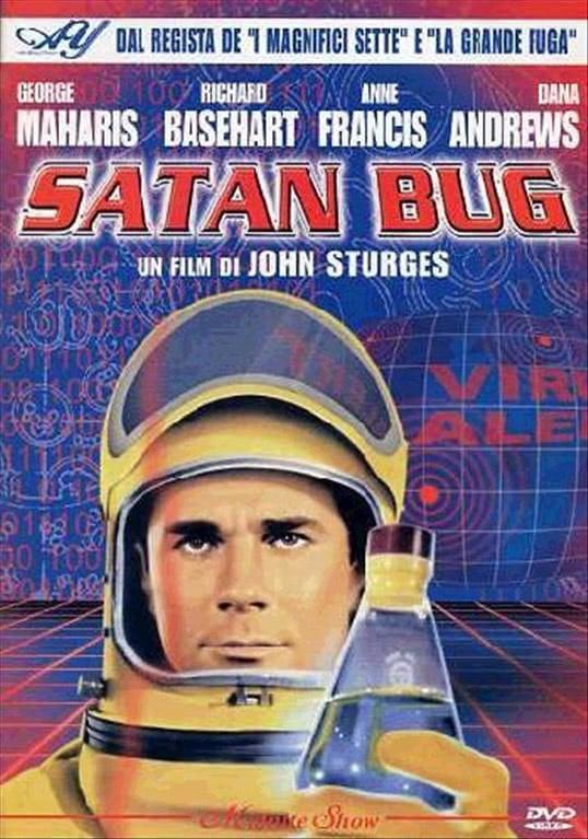 """Satan Bug - dal regista de """"I magnifici sette"""" e """"La grande fuga"""" (DVD)"""