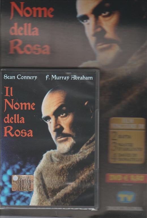 DVD Il Nome Della Rosa con Sean Conery e F.Murray Abraham