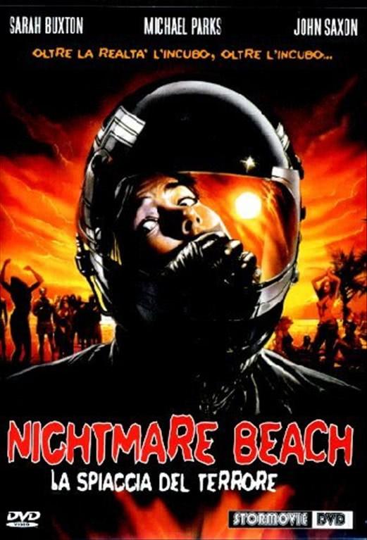 Nightmare Beach - La Spiaggia Del Terrore (DVD)