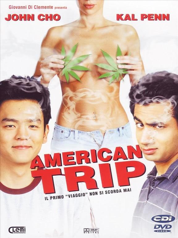 American Trip - Il Primo Viaggio Non Si Scorda Mai (DVD)