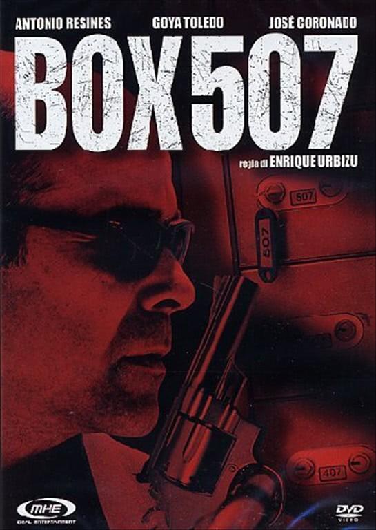 Box 507 - Antonio Resines, Gaya Toledo, Josè Coronado (DVD)
