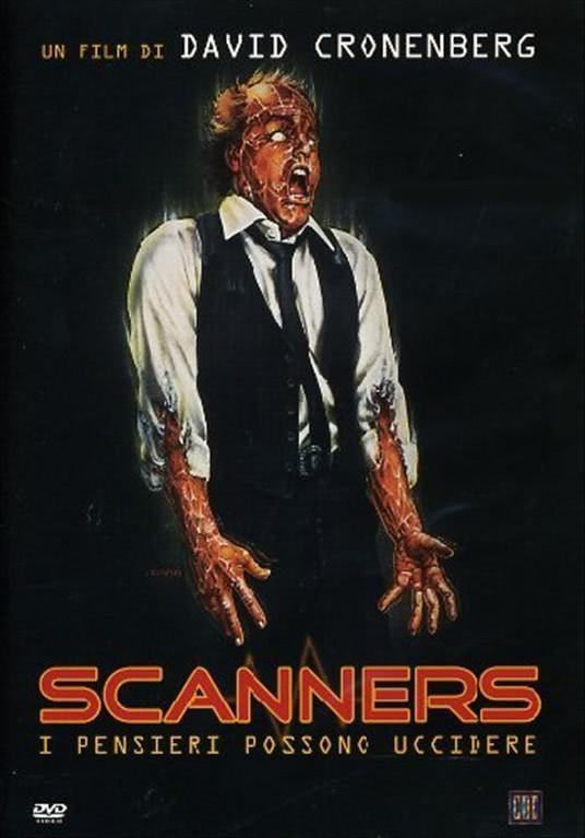 Scanners - I pensieri possono uccidere - un film di David Cronenberg (DVD)