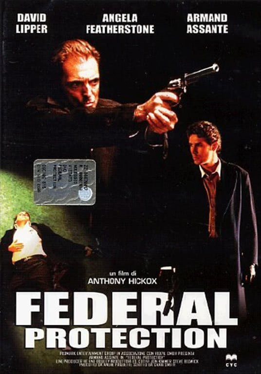 Federal Protection un film di Antony Hickox (DVD)