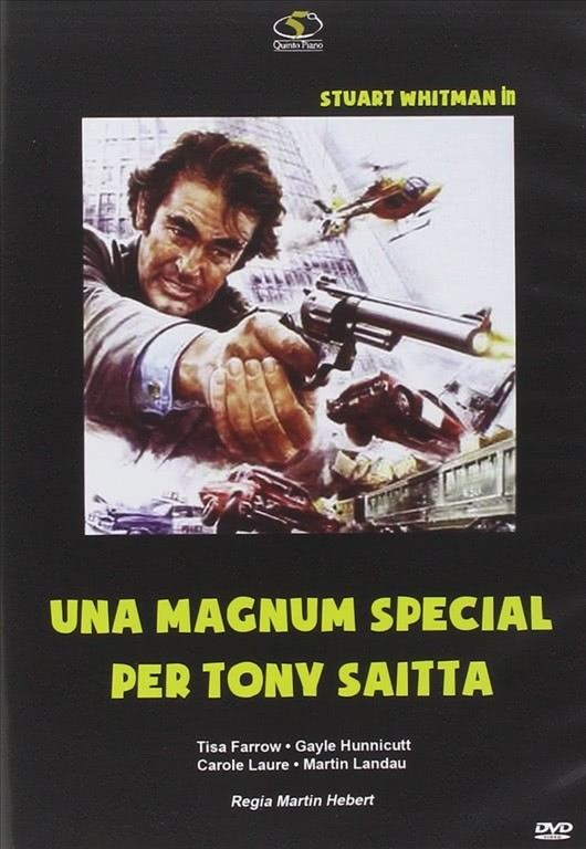 Una Magnum Special Per Tony Saitta - Stuart Whitman (DVD)