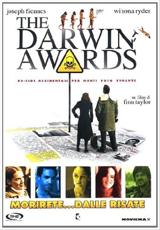The Darwin Awards - Winona Ryder, Joseph Fiennes (DVD)