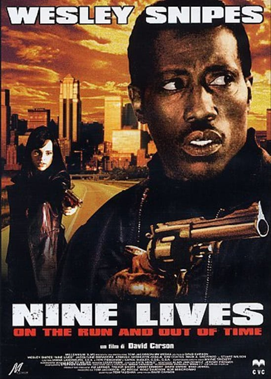 Nine Lives - Wesley Snipes (DVD)