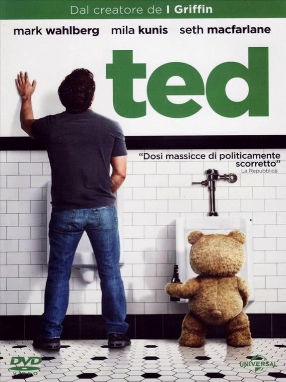 Ted (dal creatore dei Griffin) - Film DVD