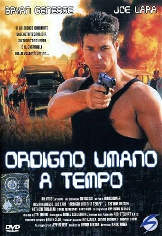 Ordigno Umano A Tempo - Bryan Genesse (DVD)