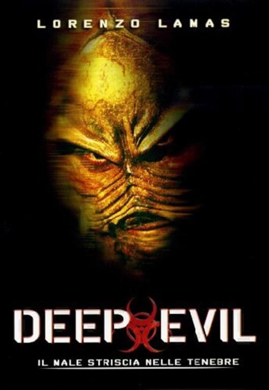 Deep Evil - Lorenzo Lamas (DVD)