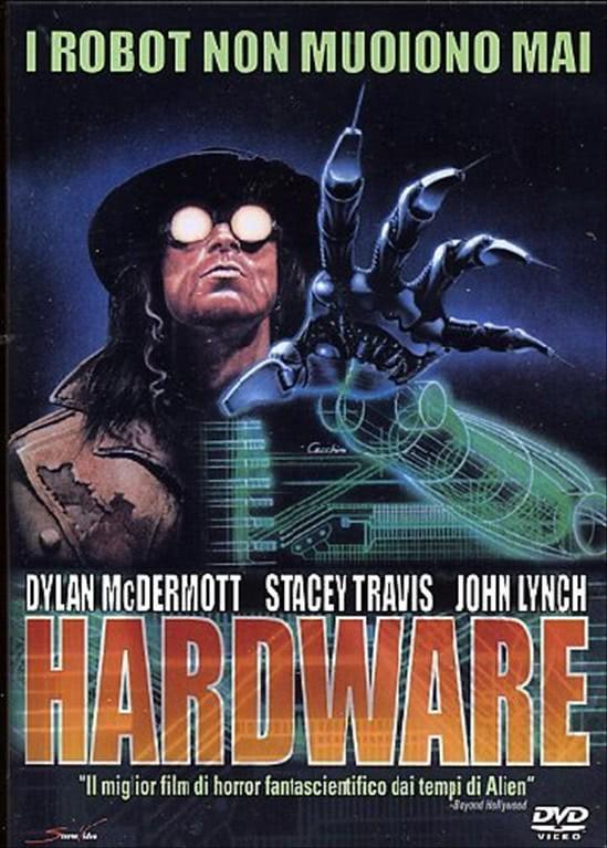 Hardware - John Lynch, Iggy Pop, Richard Stanley (DVD)
