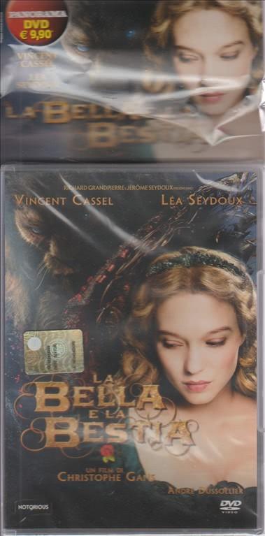 LA BELLA E LA BESTIA. DVD DI PANORAMA. UN FILM DI CHRISTOPHE GANS